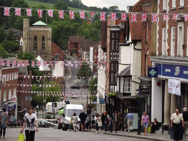 Patriotic Guildford