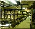 NR3845 : Cask store, Laphroaig distillery : Week 22