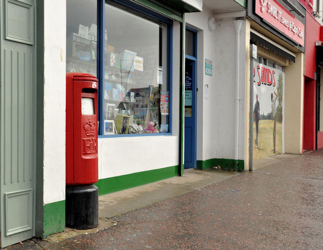 Pillar box, Portrush