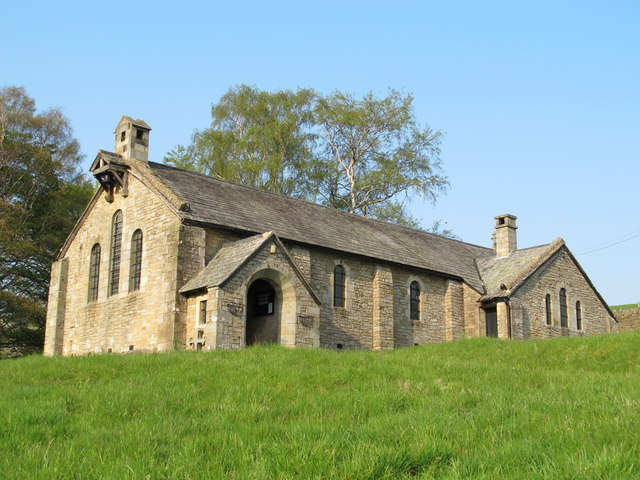 Church of St. John the Evangelist, Rookhope
