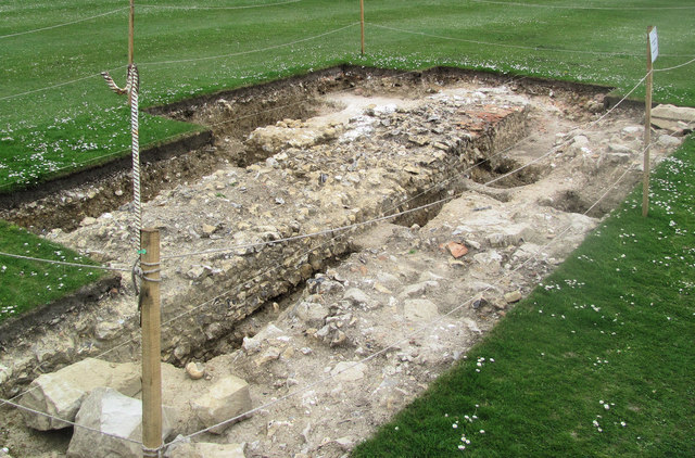 Foundations of the Medieval Church, Ashridge House