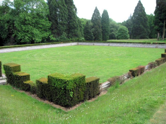 The Former Skating Rink, Ashridge House
