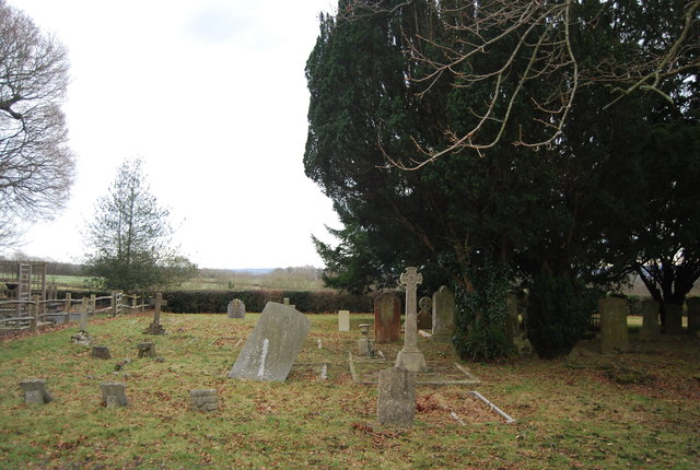 Churchyard, Stonegate Church
