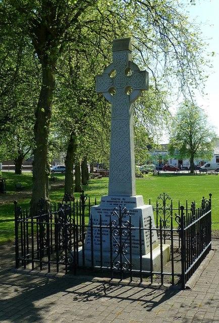 Carstairs War Memorial