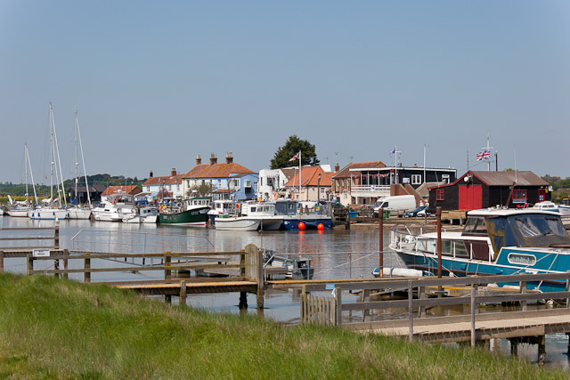 Part of Southwold Harbour