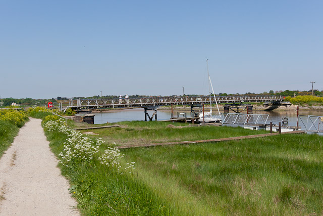 Bridge over River Blyth
