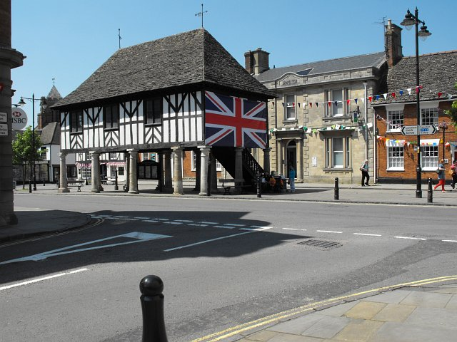 Wootton Bassett town hall