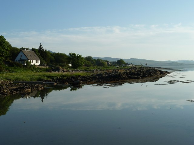 Craighouse - northern end