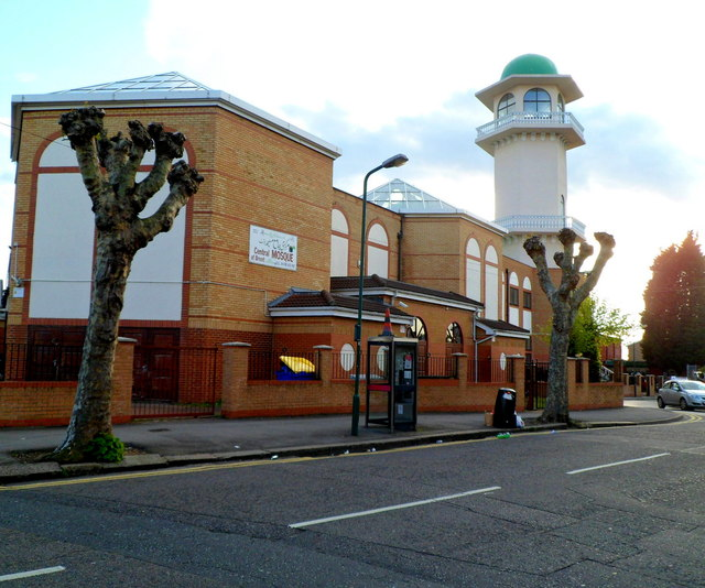 Central Mosque Of Brent, Willesden Green London NW2