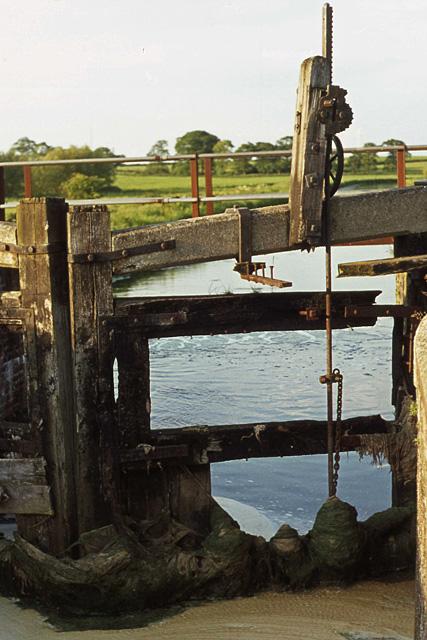 King's Lock, Bridgwater & Taunton Canal