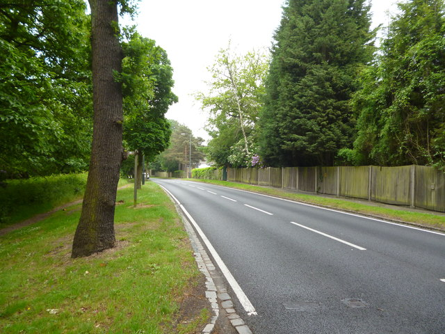 Shirley Church Road