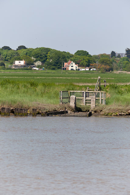 Outfall on River Blyth