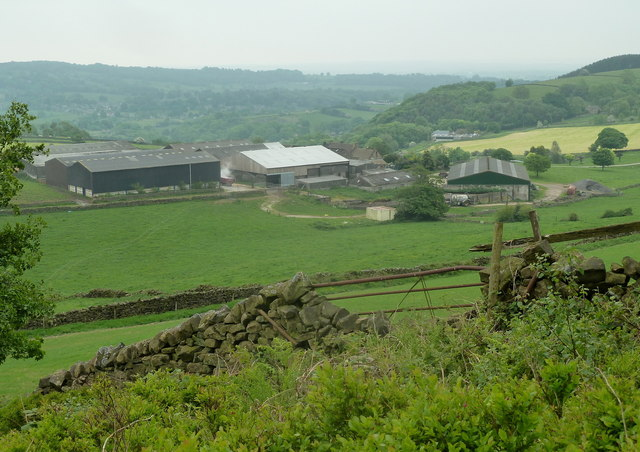 Eddlestow Hall Farm
