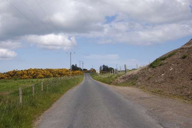 Road to Shiels