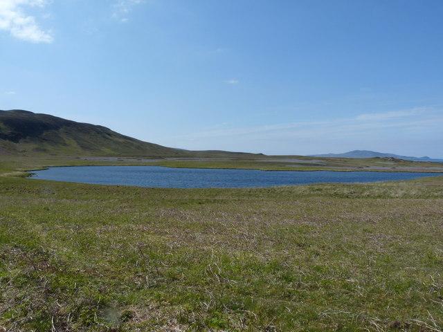Loch an Aoinidh Dhuibh
