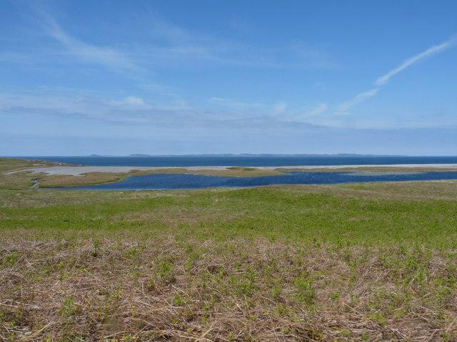 Un-named Lochan - The Duck Loch