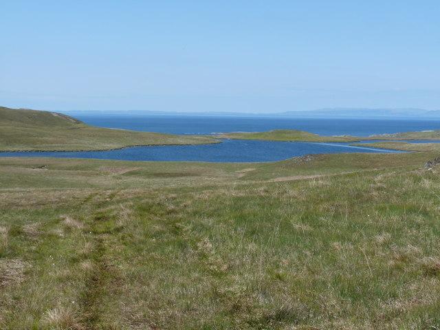 Loch an Tuim Uaine