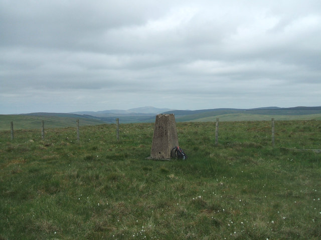 Summit of Slough Hill