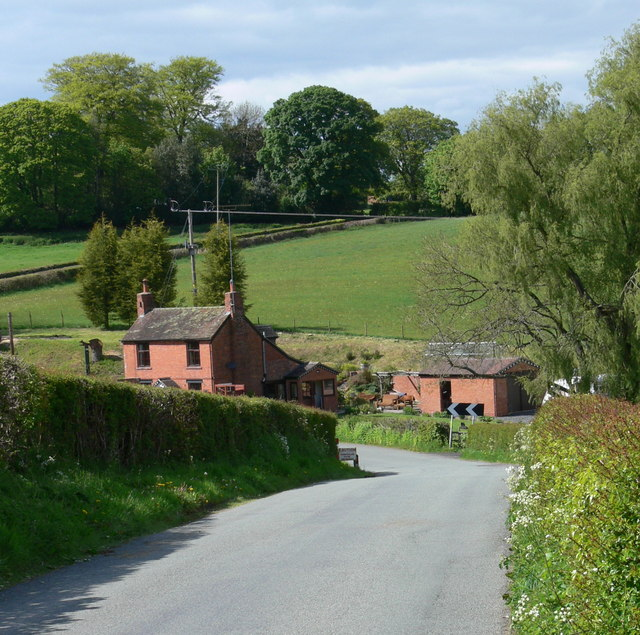 Brookside Cottage Mat Fascione Geograph Britain And