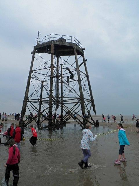 The Wyre Lighthouse On Wreck Trek Day 169 Steve Fareham