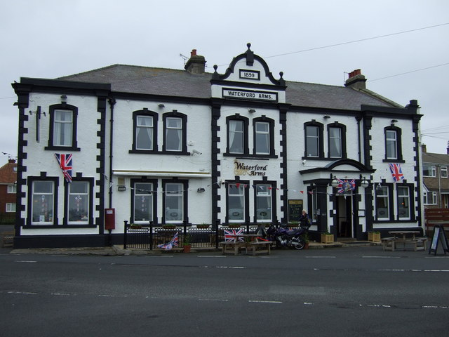 Waterford Arms, Seaton Sluice