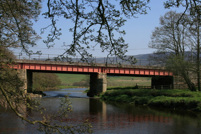 Hepple Bridge