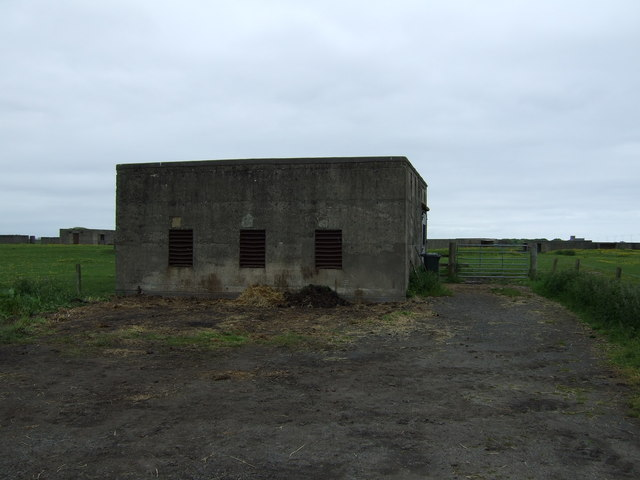 Gloucester Lodge Heavy Anti-Aircraft Battery, Blyth