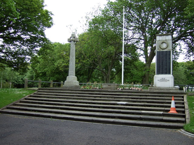 First World War Memorial, Blyth