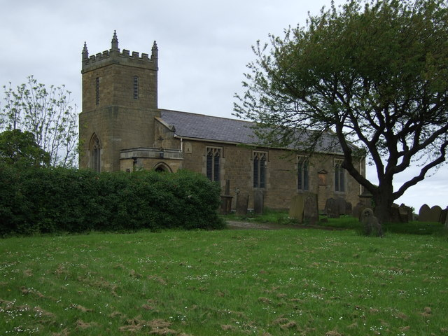 St Mary's Church, Horton