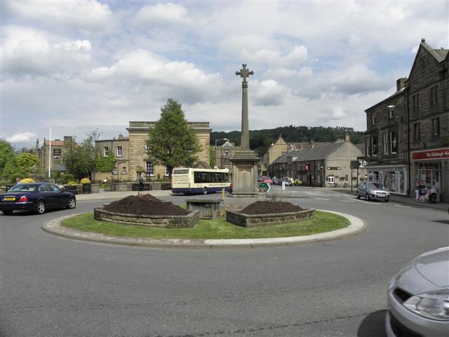 War Memorial, Bakewell
