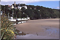SH5837 : Portmeirion along the coast by Christopher Hilton