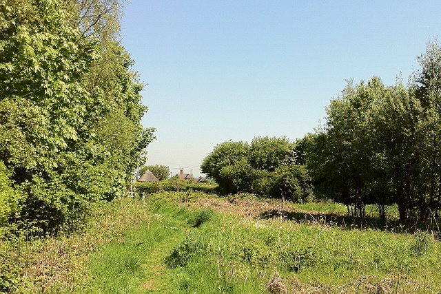 Path from Stonyrock car park