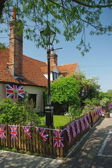 Decked Out For The Jubilee