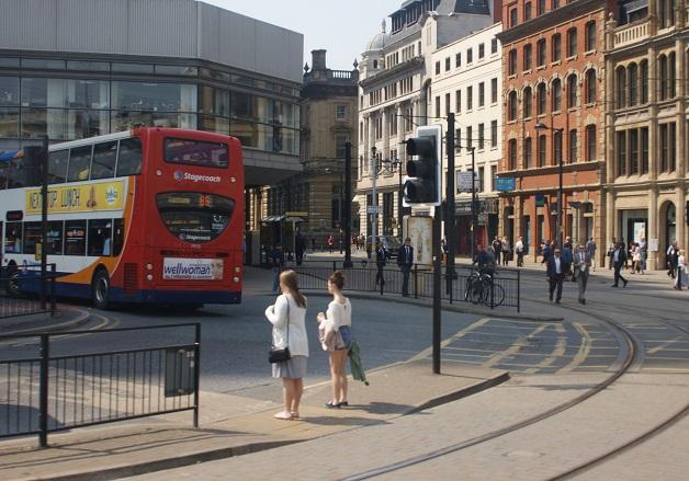 Parker St, Manchester