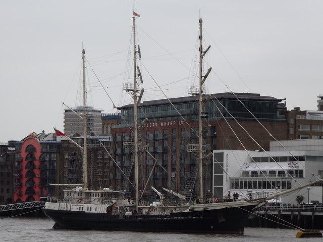 Tall Ship Tenacious