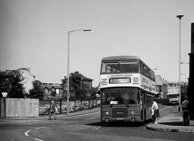 West Croydon Bus Station