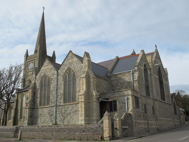 St. Mark's Church, Eastern Road, BN2