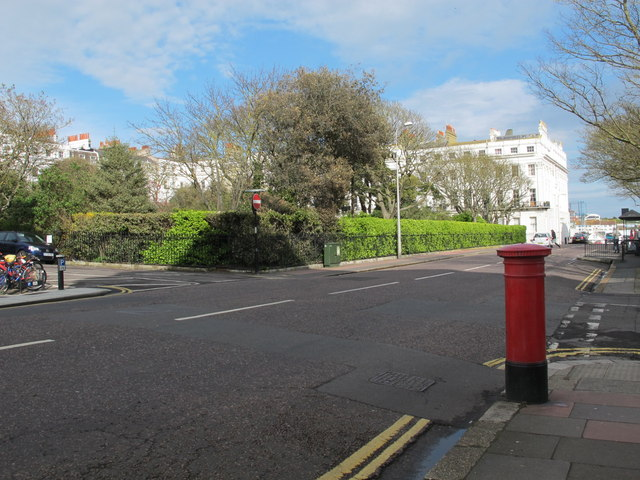 Eastern Road / Sussex Square, BN2