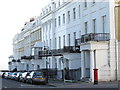 TQ3303 : Sussex Square, BN2 (west side, south of Eastern Road) by Mike Quinn