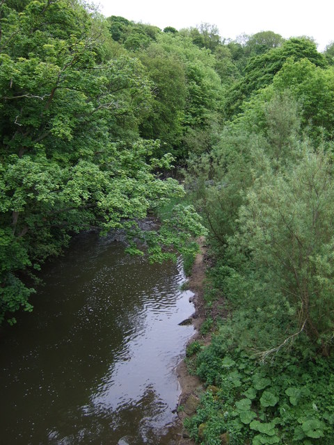 River Blyth, Bedlington Bridge