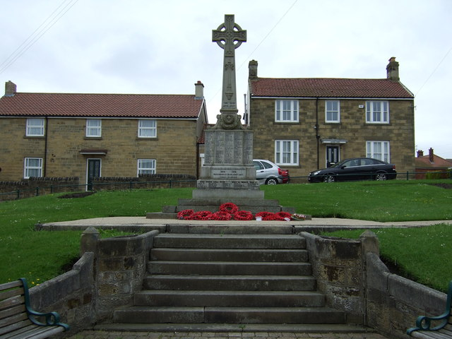 War Memorial, Bedlington