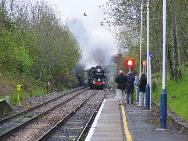 The Cathedrals Express