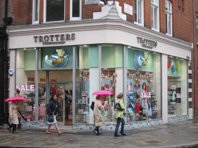 Trotters, Kings Road