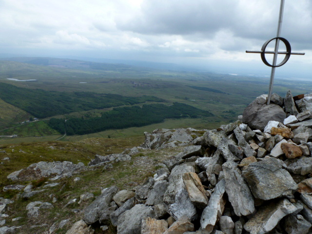 Carn na nÉan Summit