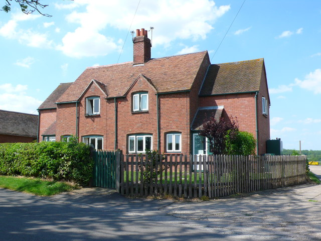 Cottages at Wappenbury Barn