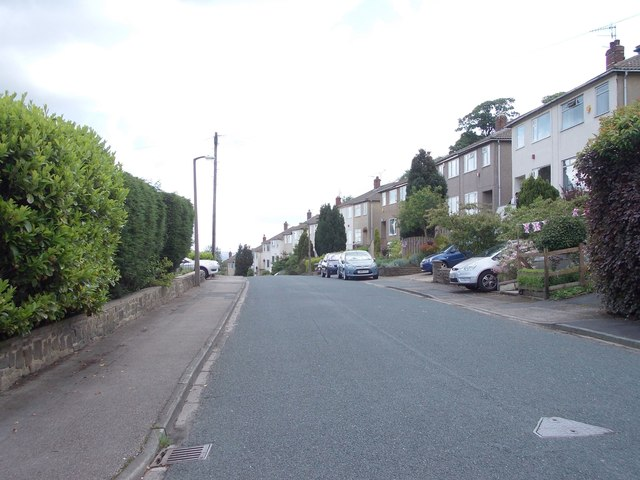 Nab Wood Drive - Bankfield Road