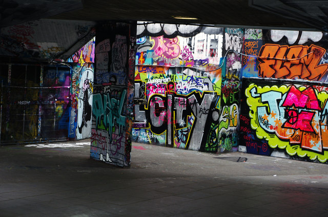 London - Graffiti