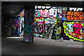 TQ3080 : London - Graffiti by Chris Talbot