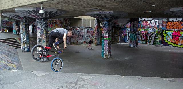 London - BMX Rider