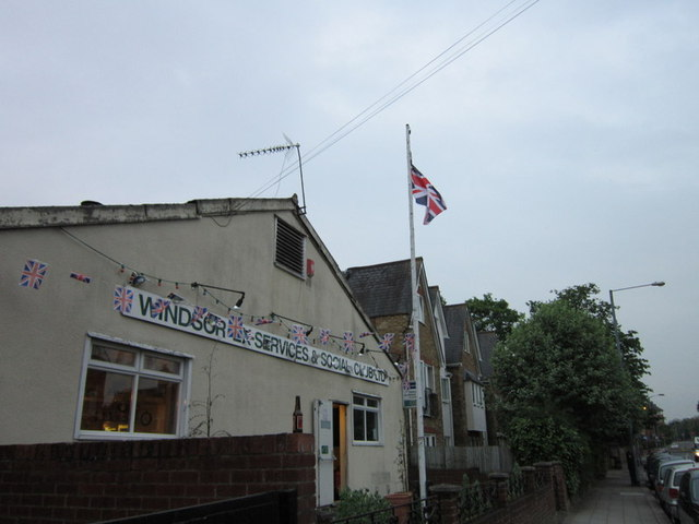 Upside down Union Flag #33